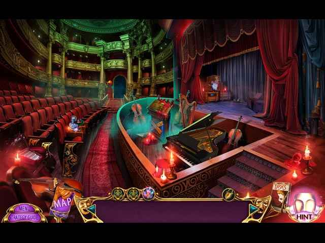 Dark Romance: A Performance to Die For Collector's Edition Screen 1