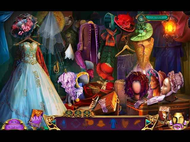 Dark Romance: A Performance to Die For Collector's Edition Screen 2