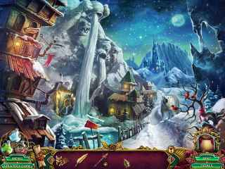 Dark Strokes: The Legend of the Snow Kingdom Collector's Edition Screen 2