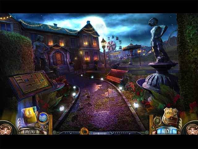 Dead Reckoning: Brassfield Manor Collector's Edition Screen 1