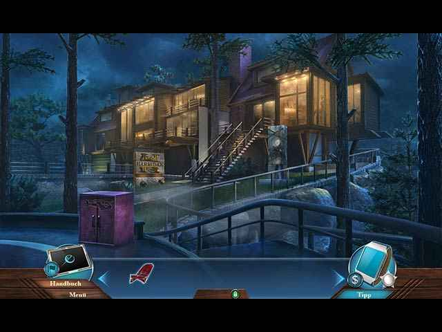 Dead Reckoning: Death Between the Lines Collector's Edition Screen 2