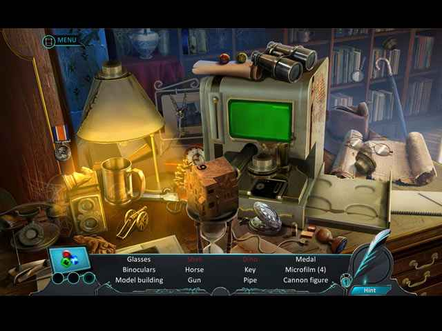 Dead Reckoning: Lethal Knowledge Collector's Edition Screen 2