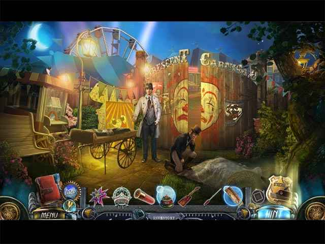 Dead Reckoning: The Crescent Case Collector's Edition Screen 1