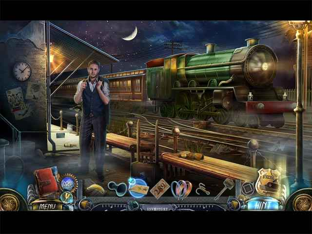 Dead Reckoning: The Crescent Case Collector's Edition Screen 2