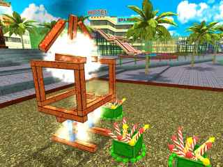 Demolition Master 3D: Holidays Screen 2