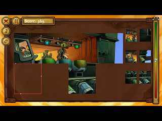 Deponia: The Puzzle Screen 2