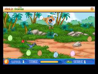 Free Download Diego`s Dinosaur Adventure Game or Get Full Unlimited Game Version!