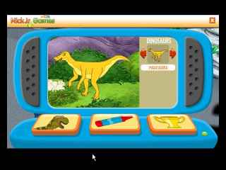 Diegos Dinosaur Adventure ScreenShot