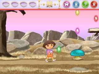 Dora Saves the Crystal Kingdom Screen 1