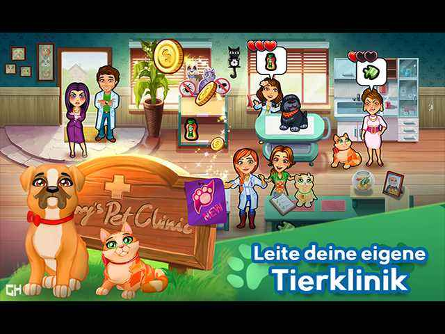 Dr. Cares: Amy's Pet Clinic Édition Collector Image 2