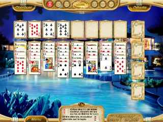 Dream Vacation Solitaire Screen 2