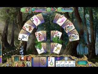 Emerland Solitaire: Endless Journey Screen 1