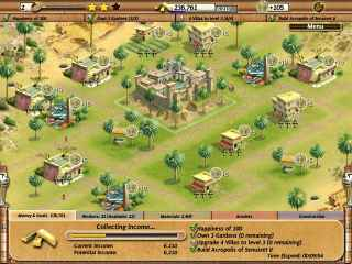 Empire Builder - Ancient Egypt Screen 1
