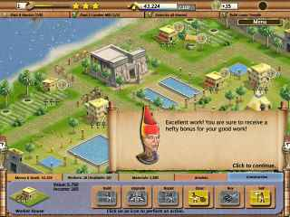 Empire Builder - Ancient Egypt Screen 2