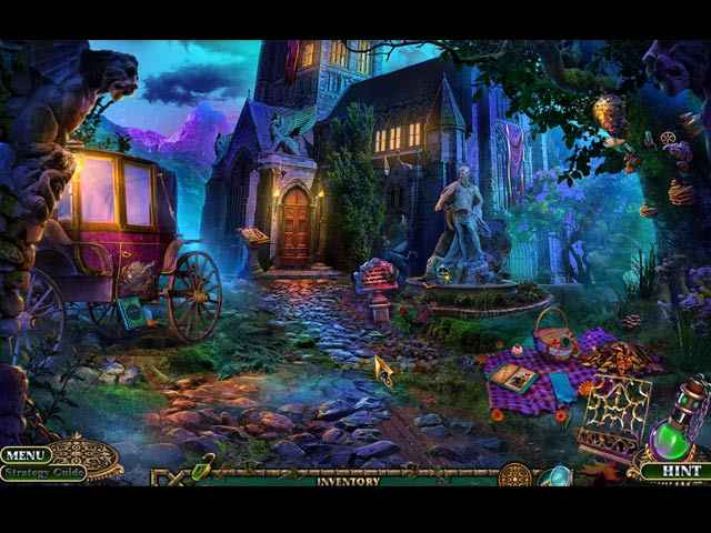 Enchanted Kingdom: A Dark Seed Collector's Edition Screen 1