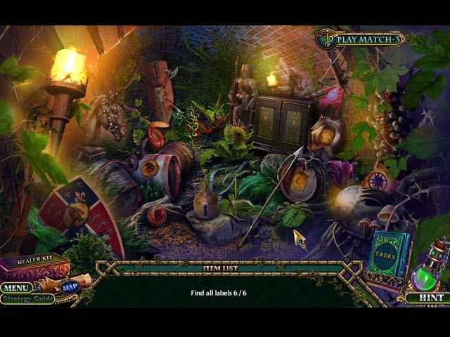 Enchanted Kingdom: A Dark Seed Collector's Edition Screen 2