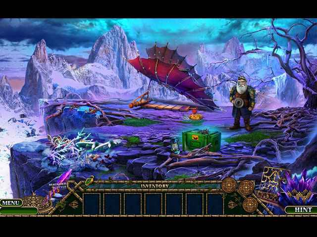 Enchanted Kingdom: The Fiend of Darkness Screen 1
