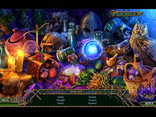 Enchanted Kingdom: The Fiend of Darkness Screen 2