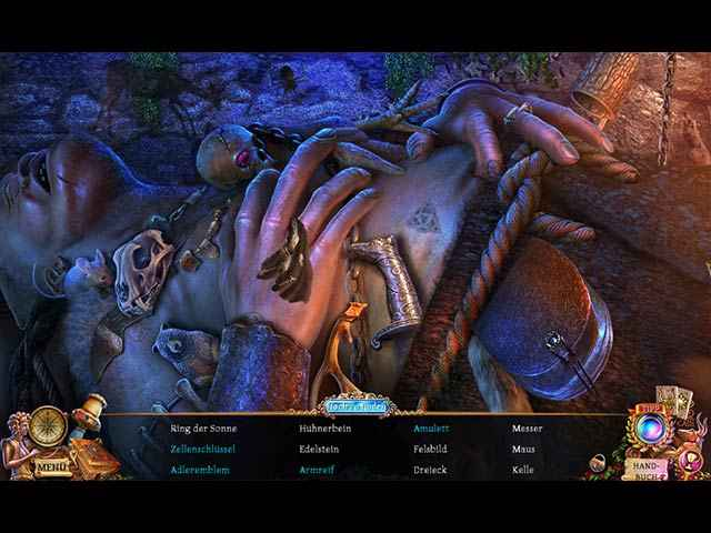 Endless Fables: The Minotaur's Curse Collector's Edition Screen 1
