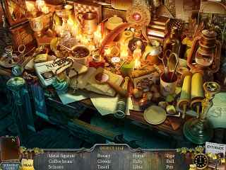 Enigmatis: The Ghosts of Maple Creek Collector's Edition Screen 2