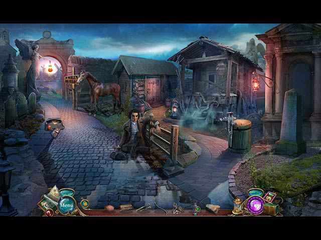 European Mystery: Flowers of Death Collector's Edition Screen 1