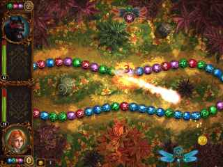 Evy: Magic Spheres Screen 1