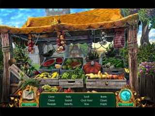 Fairy Tale Mysteries: The Beanstalk Screen 1