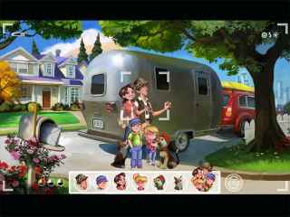 Family Vacation 2: Road Trip Screen 1