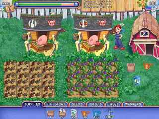 Farm Craft Screen 1