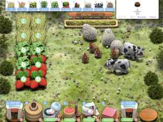 Farm Fables: Strategy Enhanced Screen 2