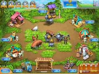 Farm Frenzy 3 Screen 1