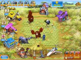 Farm Frenzy 3 Madagascar Game Download