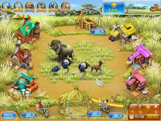 Farm Frenzy 3 Madagascar ScreenShot