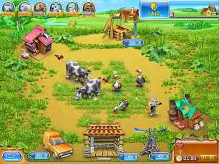 Farm Frenzy 3: Russisches Roulette Bild 1