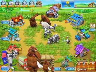 Farm Frenzy 3: Russisches Roulette Bild 2