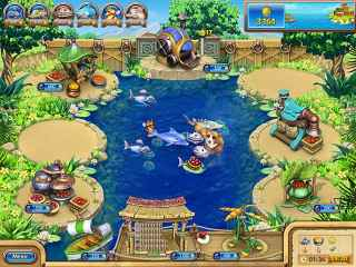 Farm Frenzy Gone Fishing Game Download