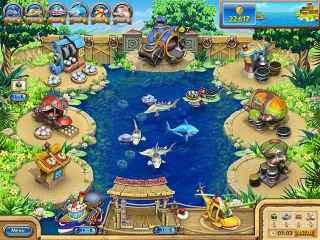 Farm Frenzy Gone Fishing ScreenShot