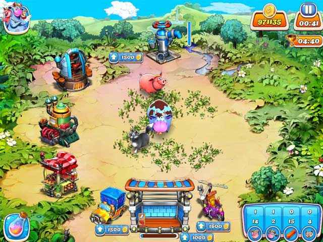 Farm Frenzy: Hurricane Season Screen 1