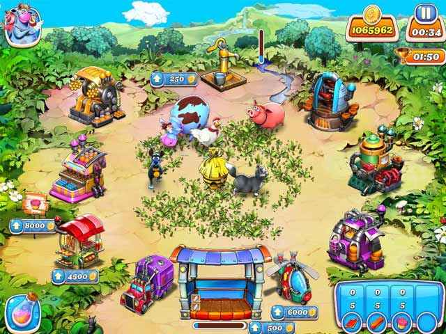 Farm Frenzy: Hurricane Season Screen 2
