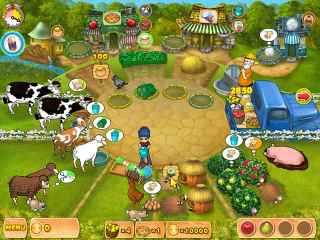 Farm Mania Screen 1