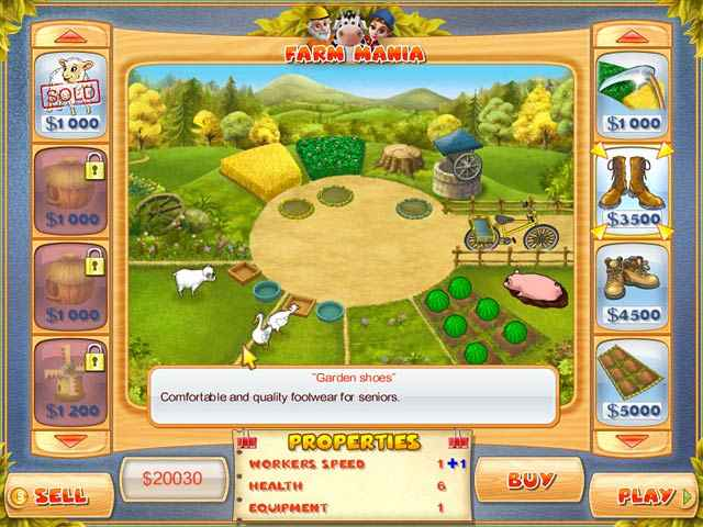 Free Download Farm Mania Game Or Play Free Full Game Online