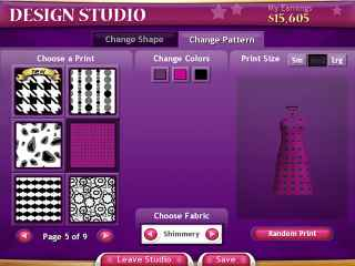 free download fashion solitaire game or play free full game online