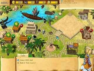 Fate of the Pharaoh Game Download