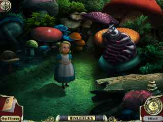 Fiction Fixers: Alice in Wonderland Screen 2