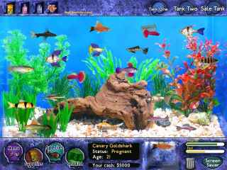 Fish Tycoon Screen 1
