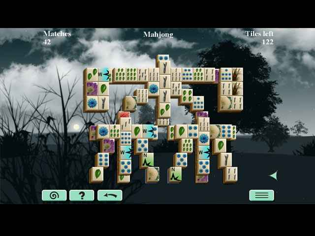 Forest Mahjong Screen 1