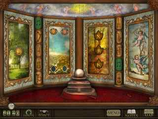 Forgotten Riddles: The Moonlight Sonatas Screen 2