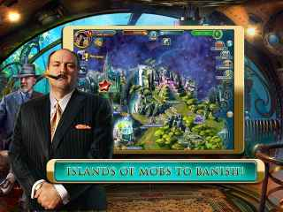 Found: A Hidden Object Adventure Screen 1
