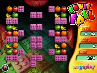 Fruit Fall Deluxe Edition Screen 2