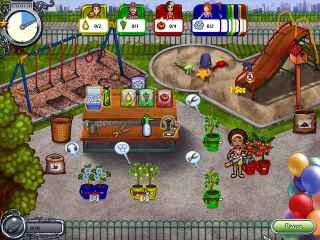 Garden Dash Screen 2